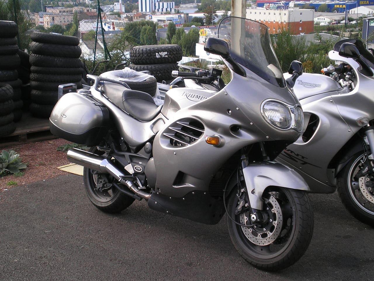 Triumph Trophy 1200 1999