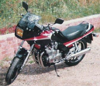 Yamaha XJ600  1990