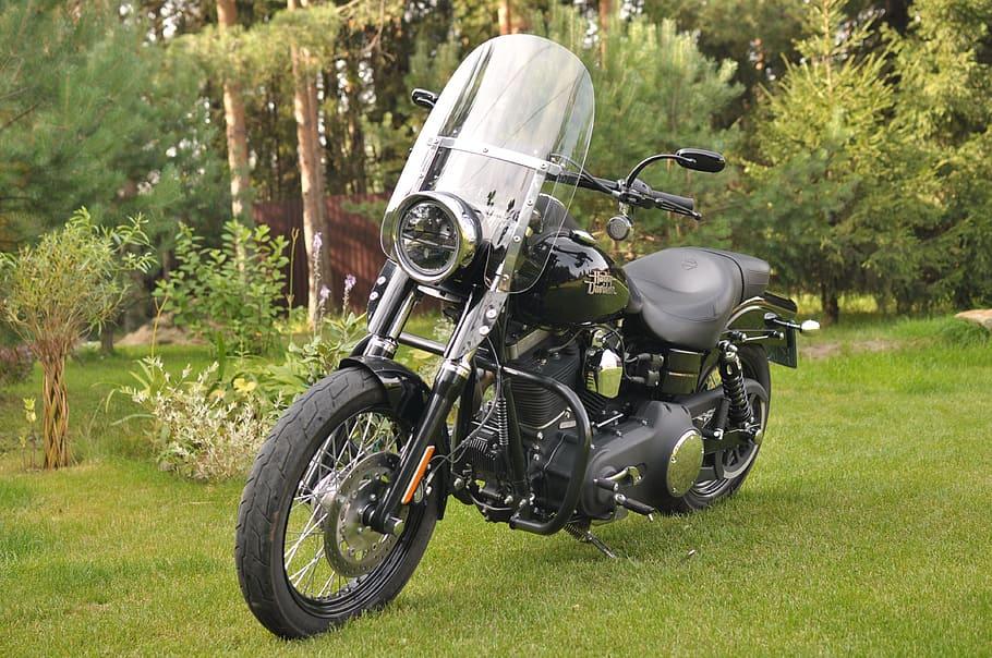 Harley-Davidson FXDB Dyna Street Bob  2009