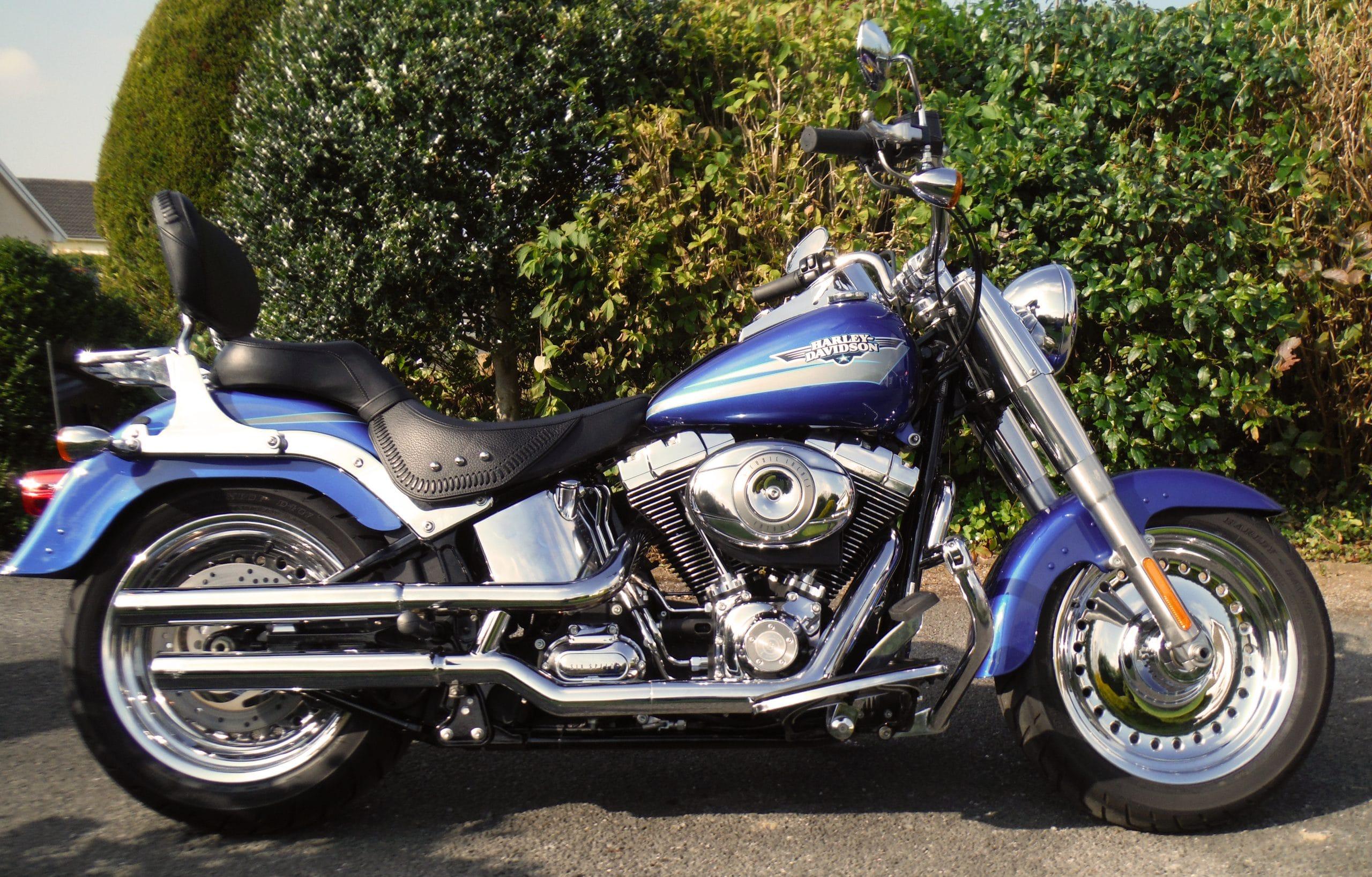 Harley-Davidson FXDF Dyna Fat Bob  2010