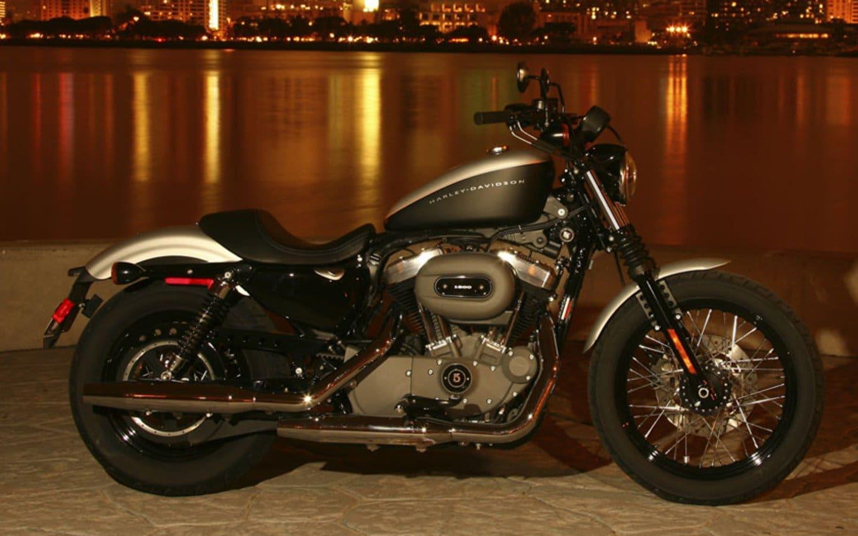 Harley-Davidson XL 883L Sportster Superlow  2014