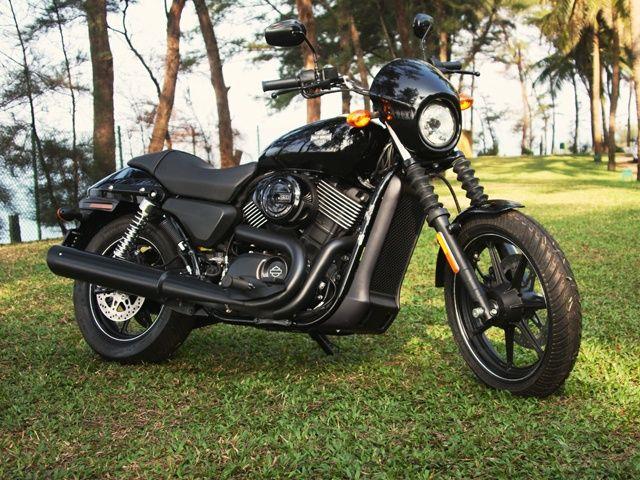 Harley-Davidson VRSCB V-Rod  2004