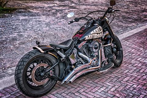 Harley-Davidson FXSB Breakout  2015