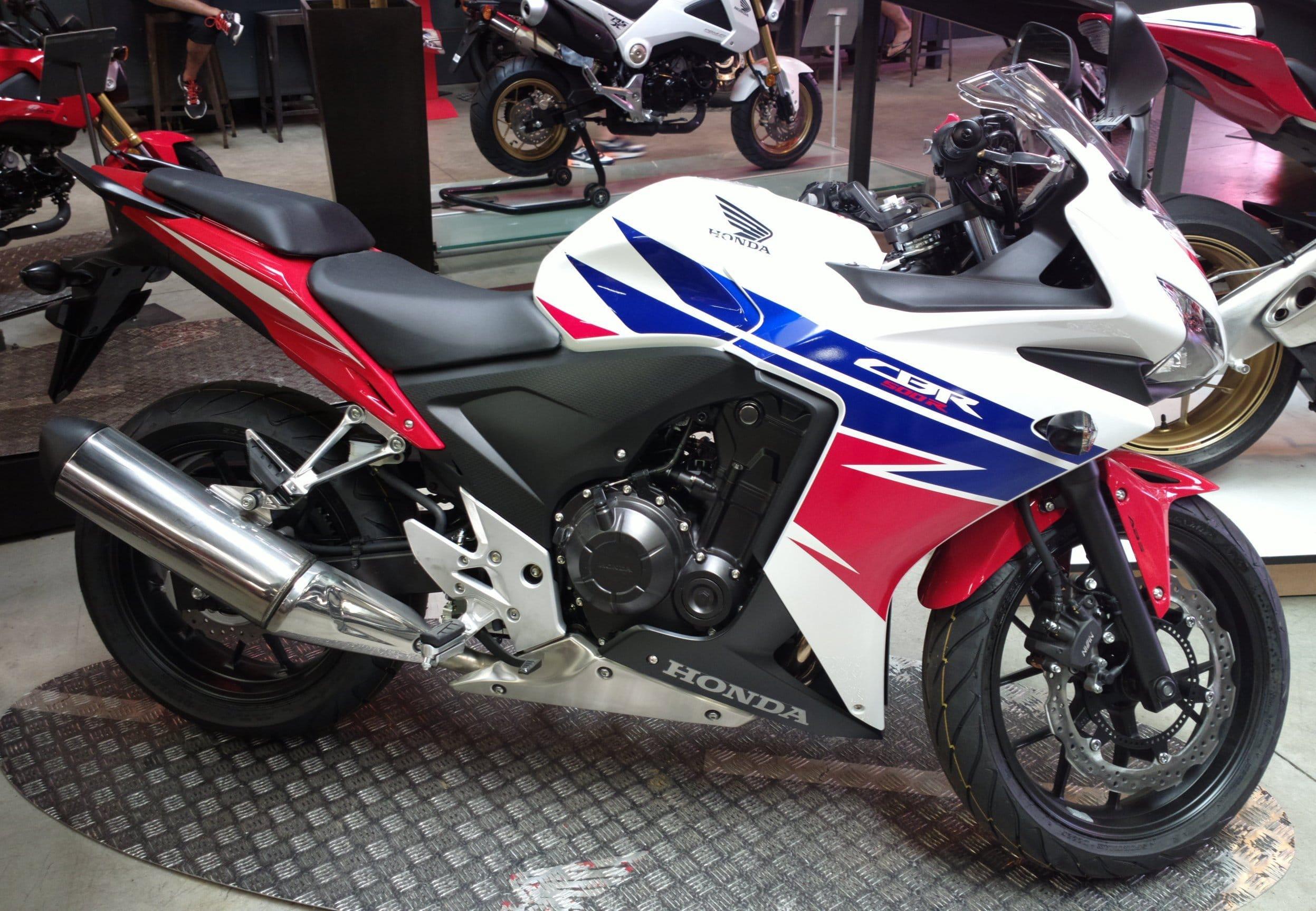 Honda CMX250 Rebel 2012