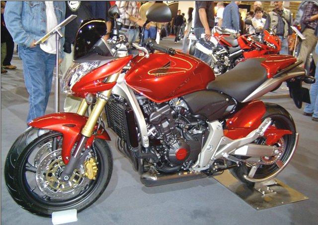 Honda CB600F Hornet 2003