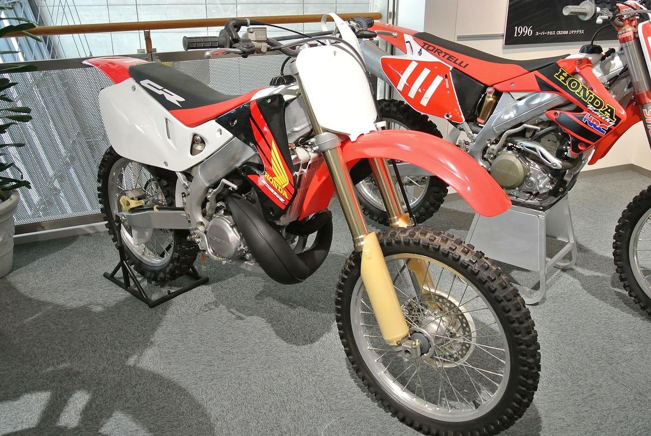 Honda CRM250R 1991