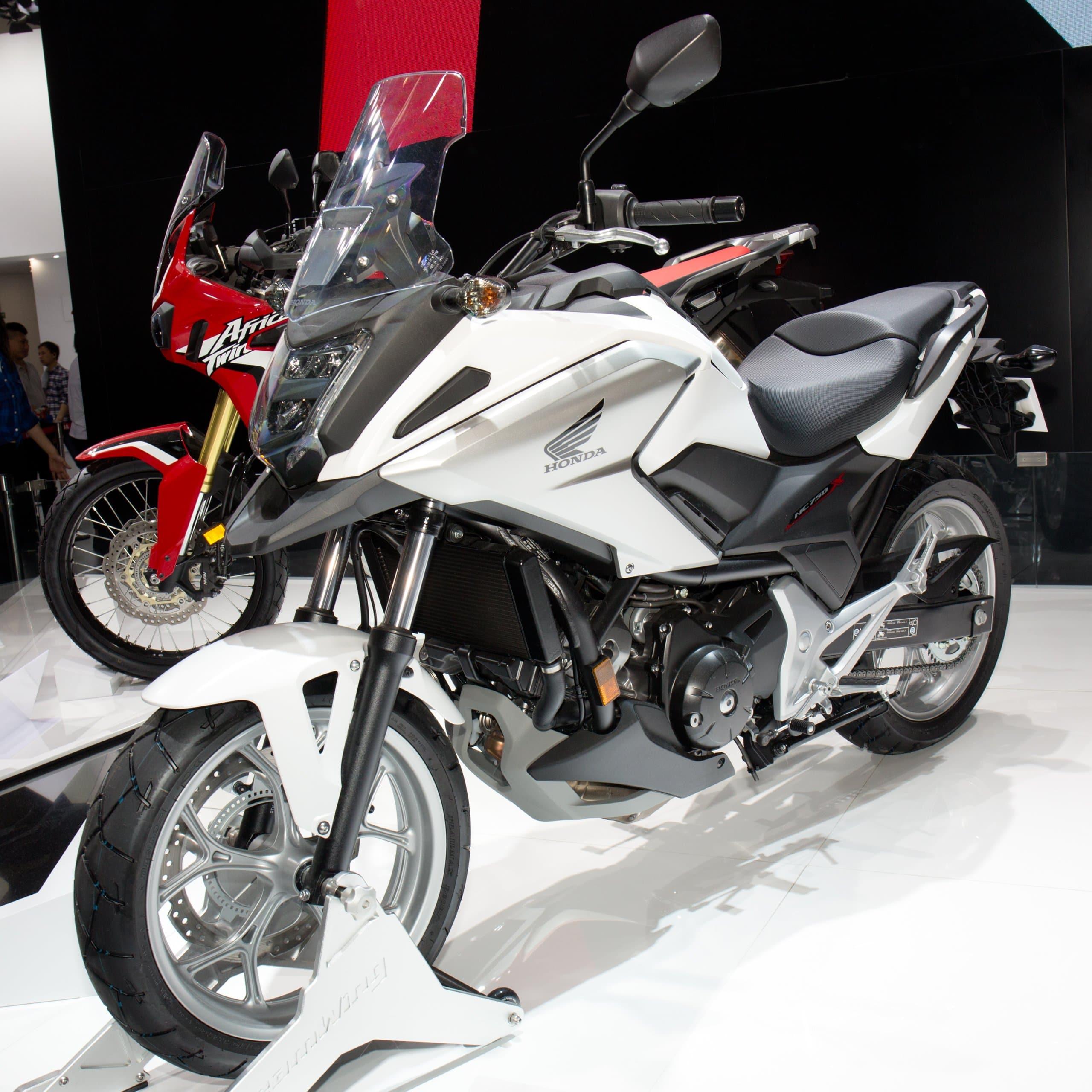Honda NT700V Deauville 2008