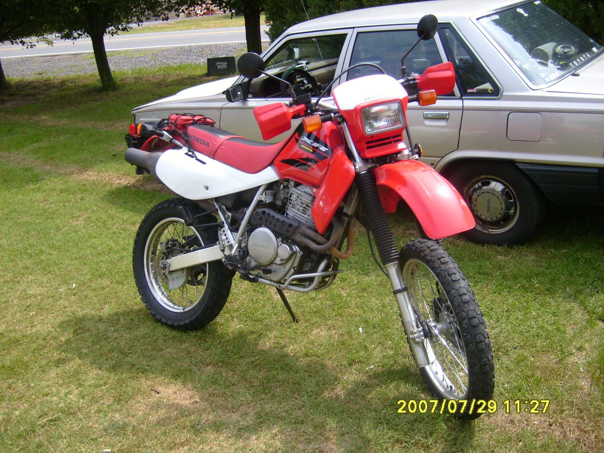 Honda XR400R 1997