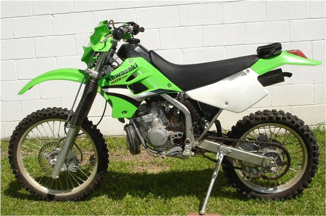 Yamaha SR 400 1995