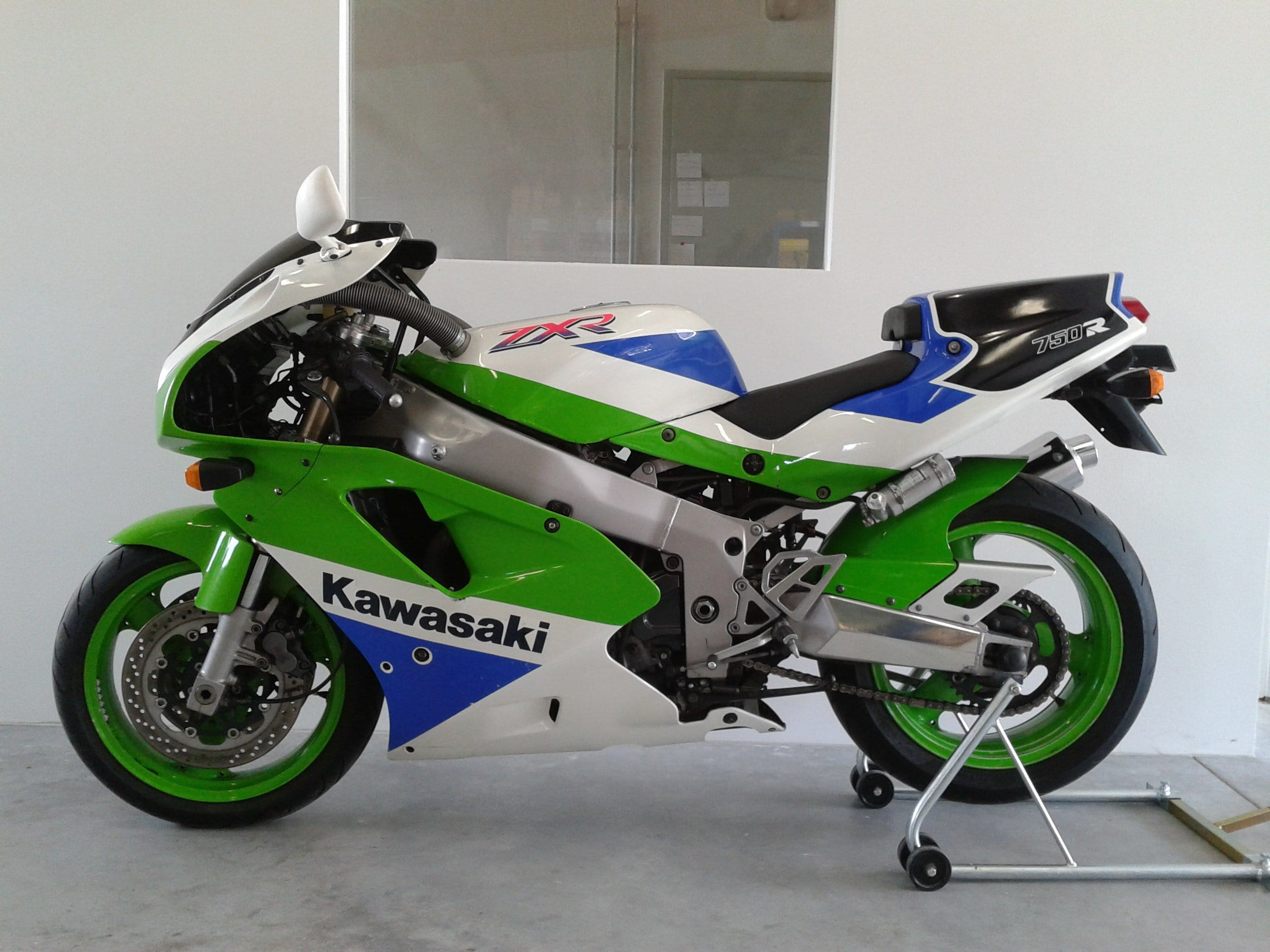 Kawasaki KL250  2006