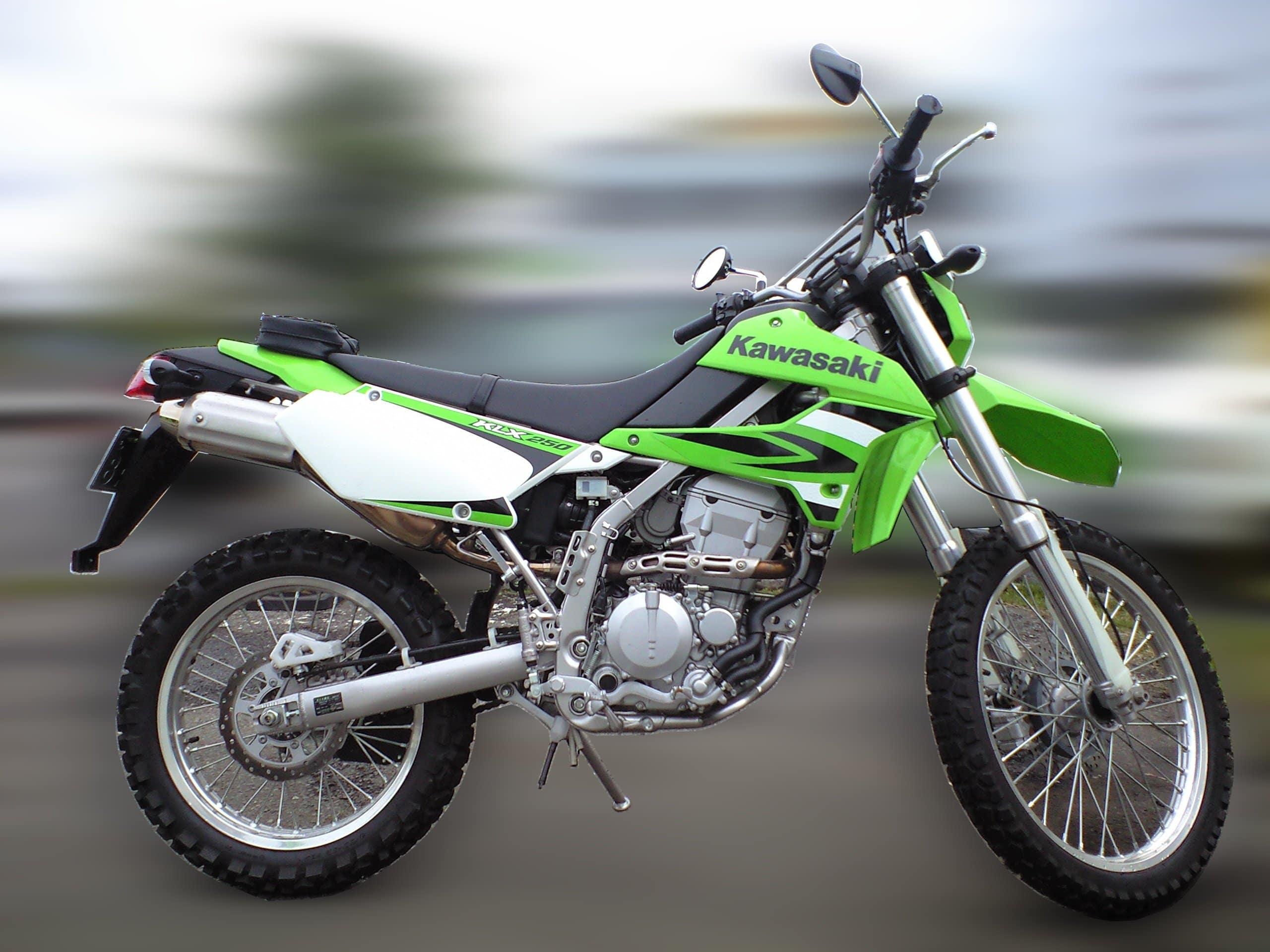 Kawasaki KDX220  1994