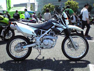 Kawasaki KLX125 2012