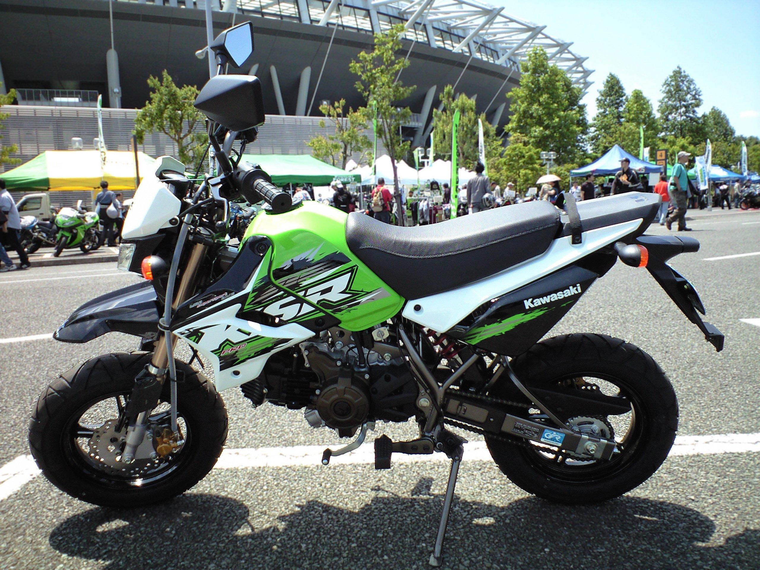 Kawasaki KLX125  2014
