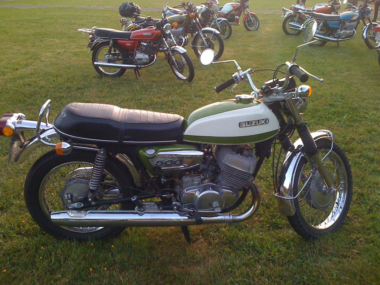 Suzuki RG150R 1997