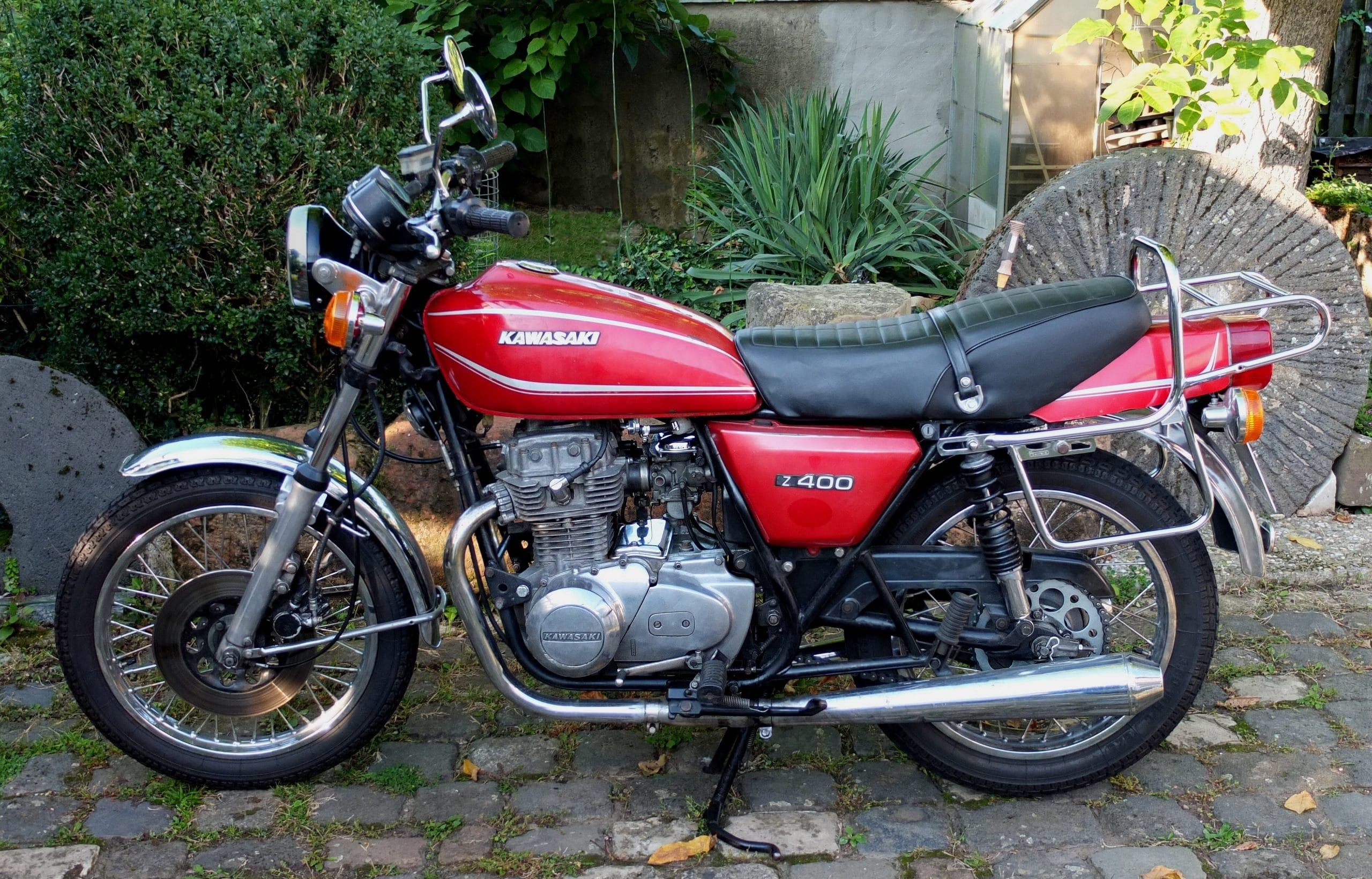 Kawasaki KDX125  2001