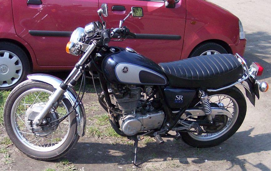 Yamaha SR500 1998