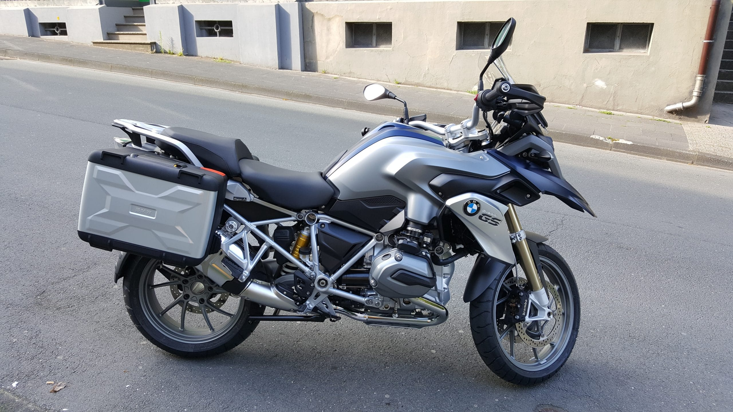 BMW R1200GS LC Adventure  2017