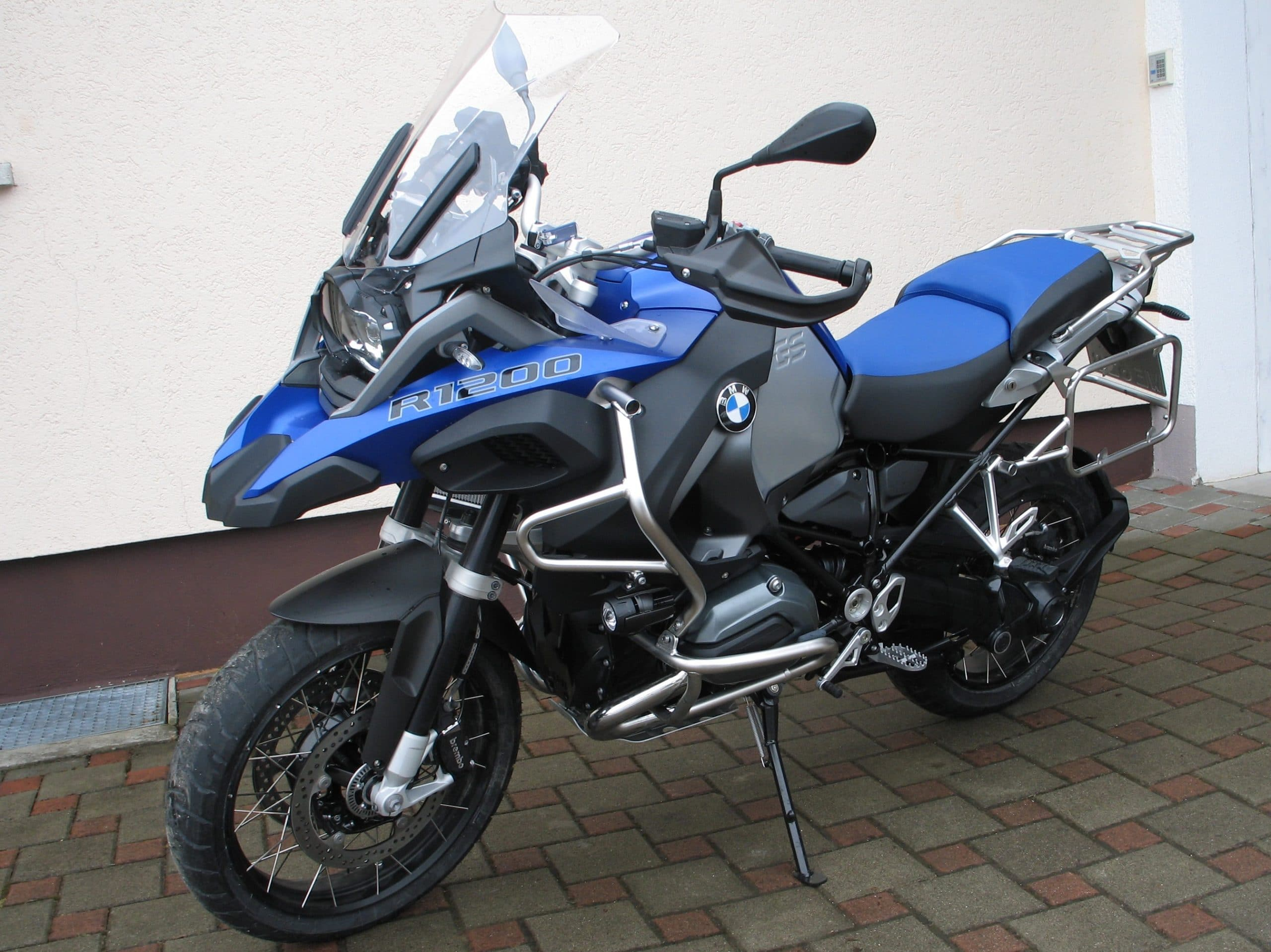 BMW R1200GS LC Adventure 2014