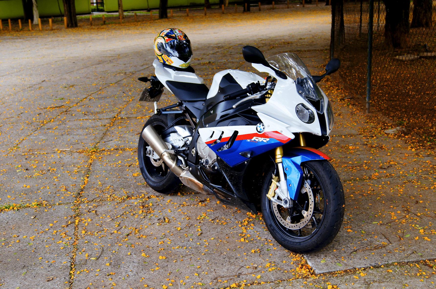 BMW HP4 2016