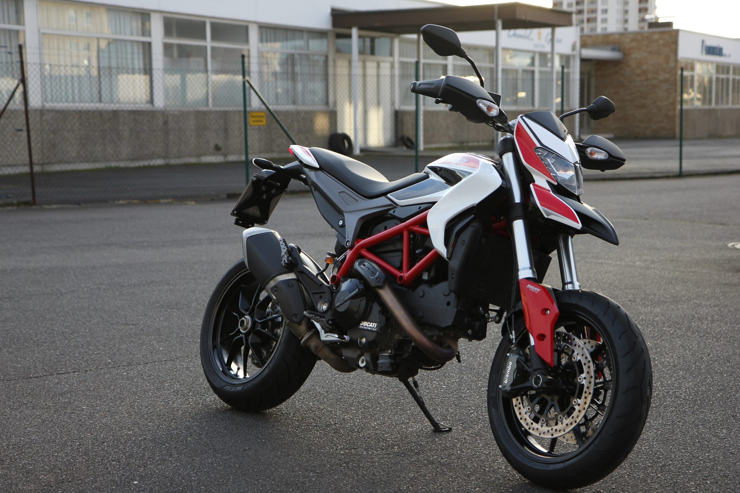 Ducati Multistrada 1100 2009