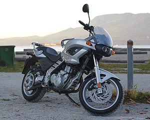 BMW F650GS 2005
