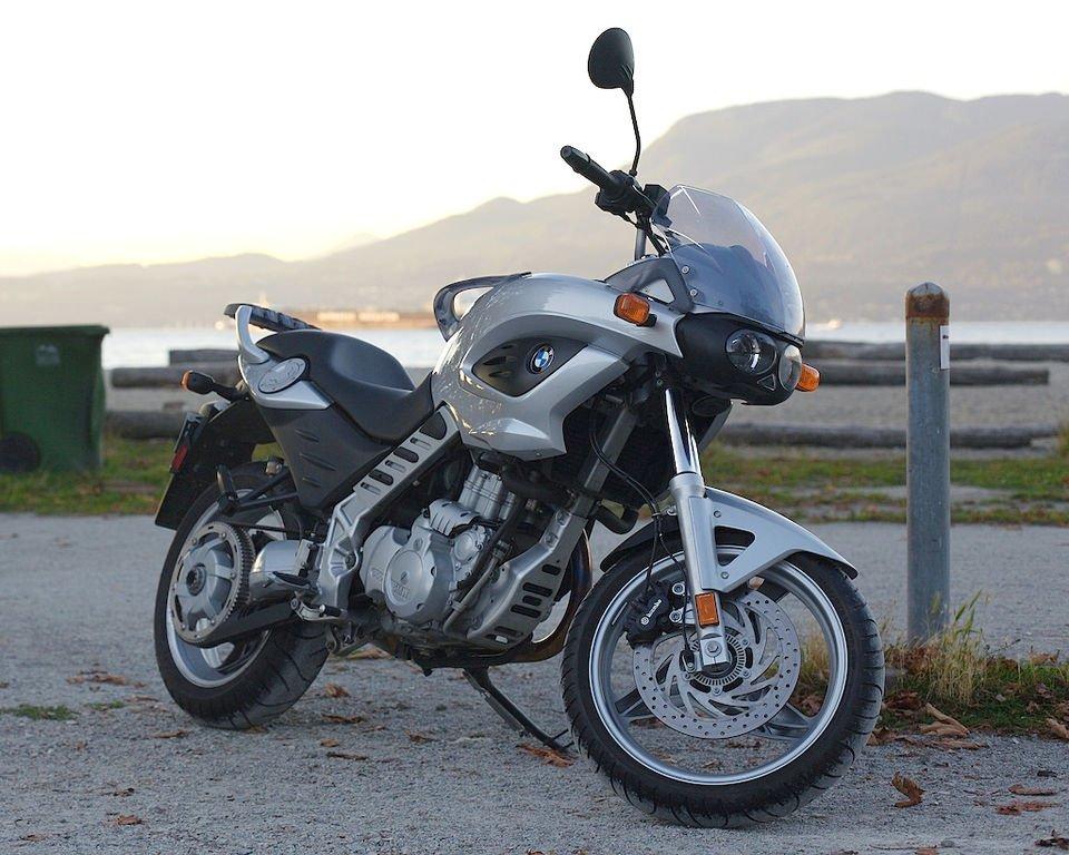 BMW F650GS 2007