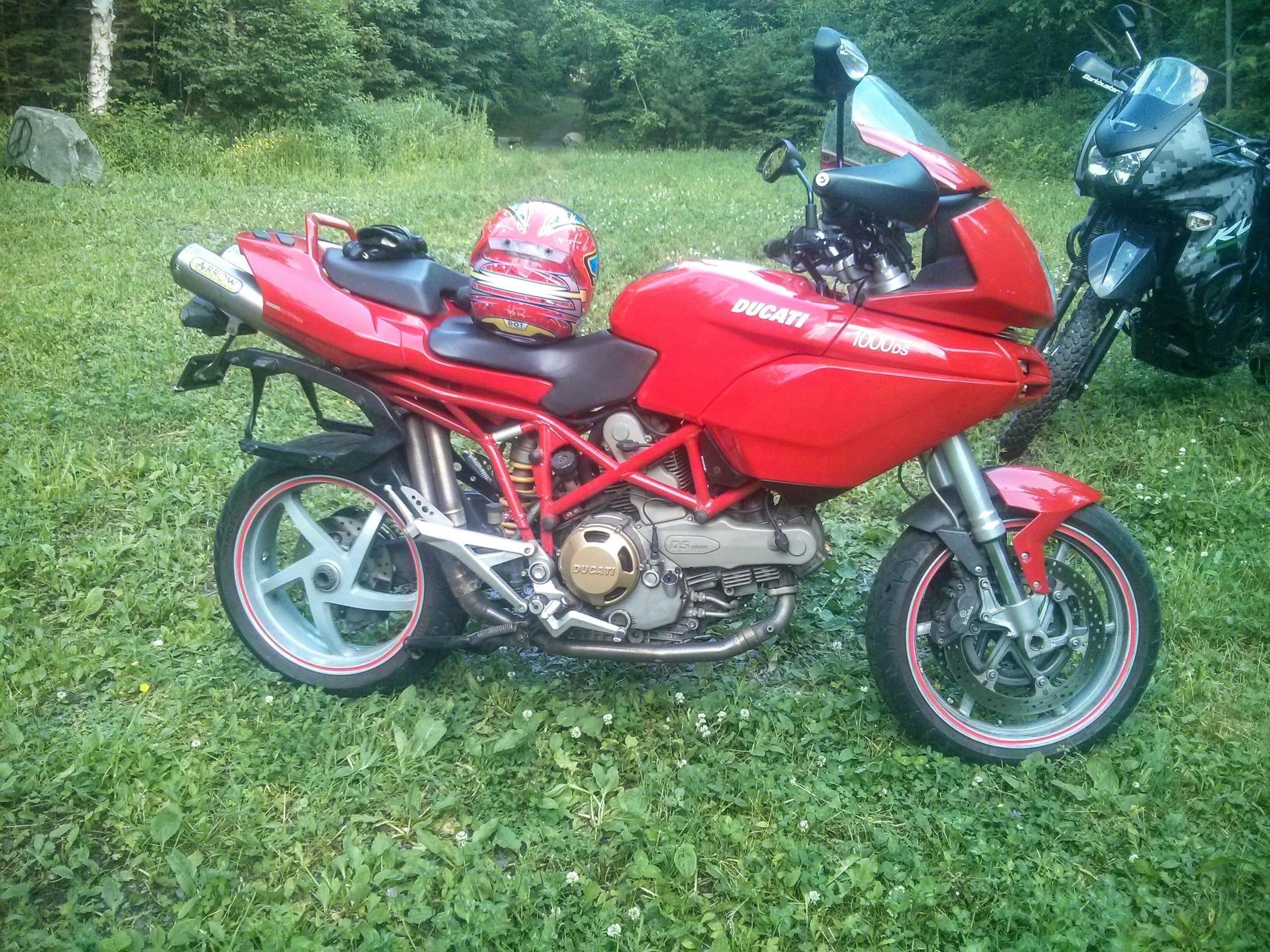 Ducati Multistrada 1000 DS 2006