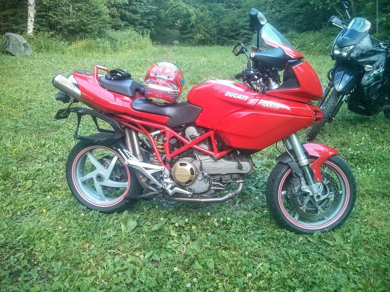 Ducati Multistrada 1000S DS 2006