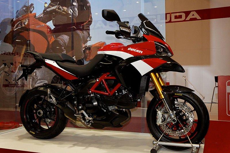 Ducati Multistrada 1000S DS 2005