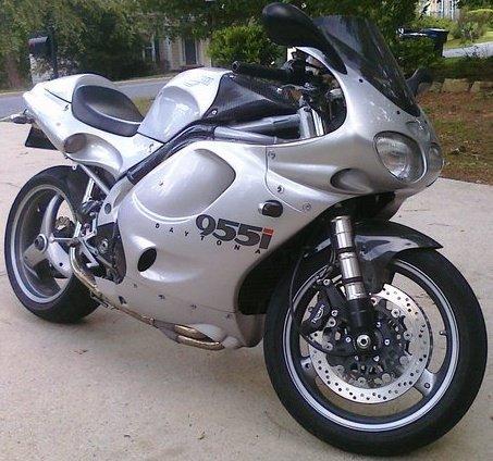 Triumph Daytona 955i 1999