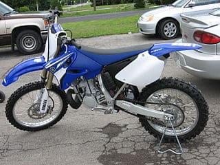 Yamaha WR250Z  1997