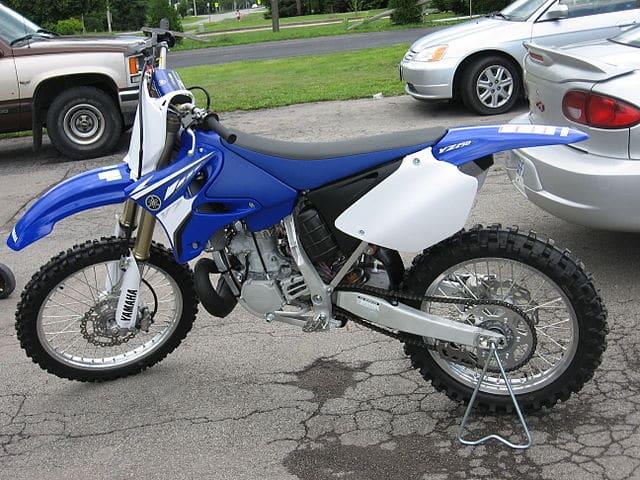 Yamaha WR250Z  1993
