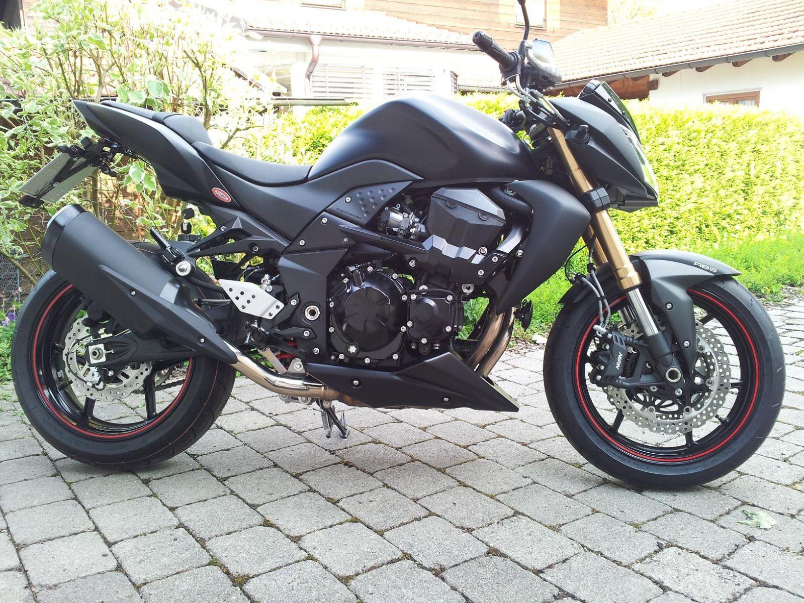 Kawasaki KX65  2009