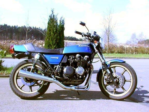Kawasaki KX80  1995