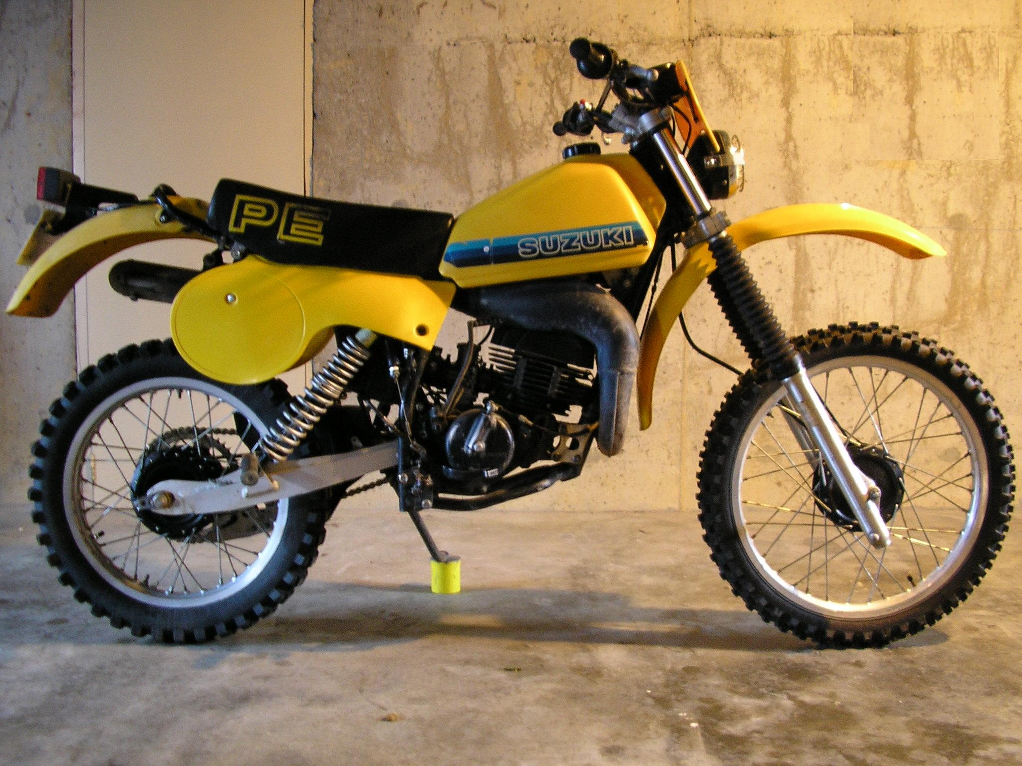Suzuki TF125  2012